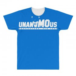 unanimous cooperstown, new york All Over Men's T-shirt | Artistshot