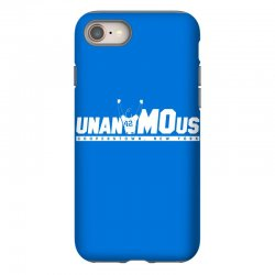 unanimous cooperstown, new york iPhone 8 Case | Artistshot