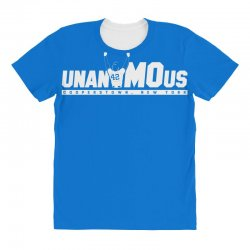 unanimous cooperstown, new york All Over Women's T-shirt | Artistshot