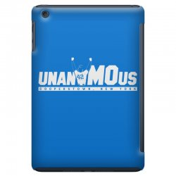unanimous cooperstown, new york iPad Mini Case | Artistshot