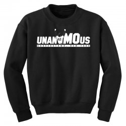 unanimous cooperstown, new york Youth Sweatshirt | Artistshot