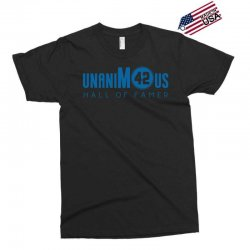 unanimous hall of famer Exclusive T-shirt | Artistshot