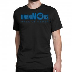 unanimous hall of famer Classic T-shirt | Artistshot
