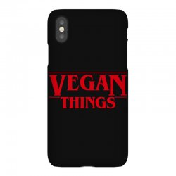 vegan things iPhoneX Case | Artistshot