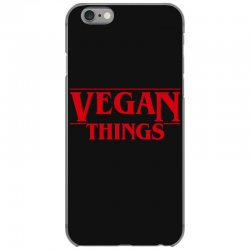 vegan things iPhone 6/6s Case | Artistshot