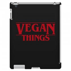 vegan things iPad 3 and 4 Case | Artistshot