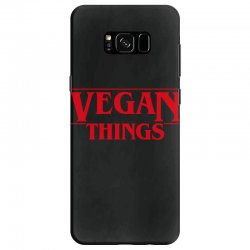 vegan things Samsung Galaxy S8 Case | Artistshot