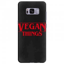 vegan things Samsung Galaxy S8 Plus Case | Artistshot