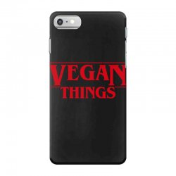 vegan things iPhone 7 Case | Artistshot