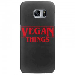 vegan things Samsung Galaxy S7 Edge Case | Artistshot