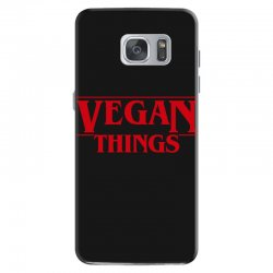 vegan things Samsung Galaxy S7 Case | Artistshot