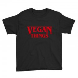vegan things Youth Tee | Artistshot