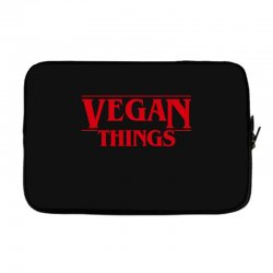 vegan things Laptop sleeve | Artistshot