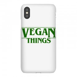vegan things for light iPhoneX Case | Artistshot