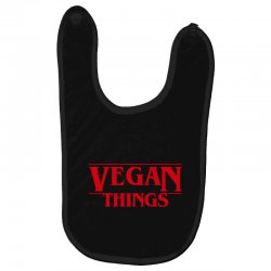 vegan things Baby Bibs | Artistshot