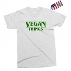 vegan things for light Exclusive T-shirt | Artistshot