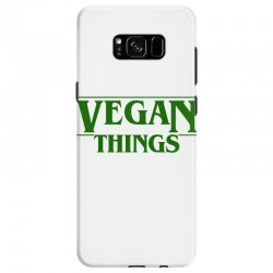 vegan things for light Samsung Galaxy S8 Case | Artistshot