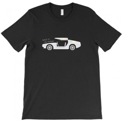 Back To The Future T-shirt Designed By Seniha