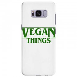 vegan things for light Samsung Galaxy S8 Plus Case | Artistshot