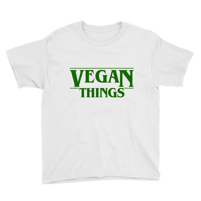 Vegan Things For Light Youth Tee | Artistshot