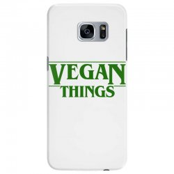 vegan things for light Samsung Galaxy S7 Edge Case | Artistshot
