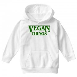 vegan things for light Youth Hoodie | Artistshot