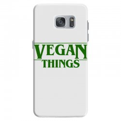 vegan things for light Samsung Galaxy S7 Case | Artistshot