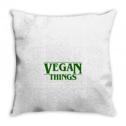 vegan things for light Throw Pillow | Artistshot