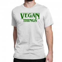 vegan things for light Classic T-shirt | Artistshot