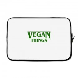 vegan things for light Laptop sleeve | Artistshot