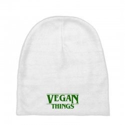 vegan things for light Baby Beanies | Artistshot