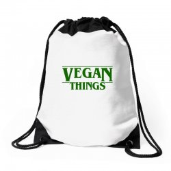 vegan things for light Drawstring Bags | Artistshot