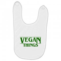 vegan things for light Baby Bibs | Artistshot