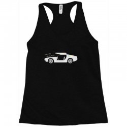 back to the future Racerback Tank | Artistshot