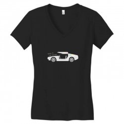 back to the future Women's V-Neck T-Shirt | Artistshot
