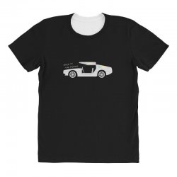 back to the future All Over Women's T-shirt | Artistshot