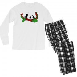 stranger matata Men's Long Sleeve Pajama Set | Artistshot
