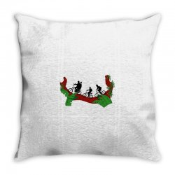 stranger matata Throw Pillow | Artistshot