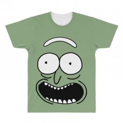 rick and morty pickle All Over Men's T-shirt | Artistshot