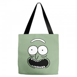 rick and morty pickle Tote Bags | Artistshot