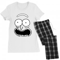 rick and morty pickle Women's Pajamas Set | Artistshot