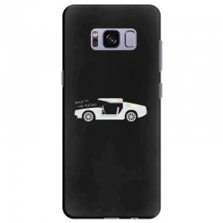 back to the future Samsung Galaxy S8 Plus Case | Artistshot