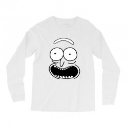 rick and morty pickle Long Sleeve Shirts | Artistshot