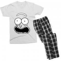 rick and morty pickle Men's T-shirt Pajama Set | Artistshot