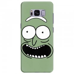 rick and morty pickle Samsung Galaxy S8 Plus Case | Artistshot