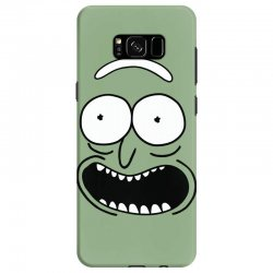 rick and morty pickle Samsung Galaxy S8 Case | Artistshot