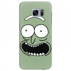 rick and morty pickle Samsung Galaxy S7 Edge Case | Artistshot