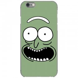 rick and morty pickle iPhone 6/6s Case | Artistshot