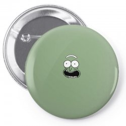 rick and morty pickle Pin-back button | Artistshot