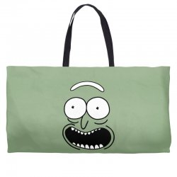 rick and morty pickle Weekender Totes | Artistshot